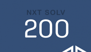 NXT SOLV 200 NXT SOLV 200